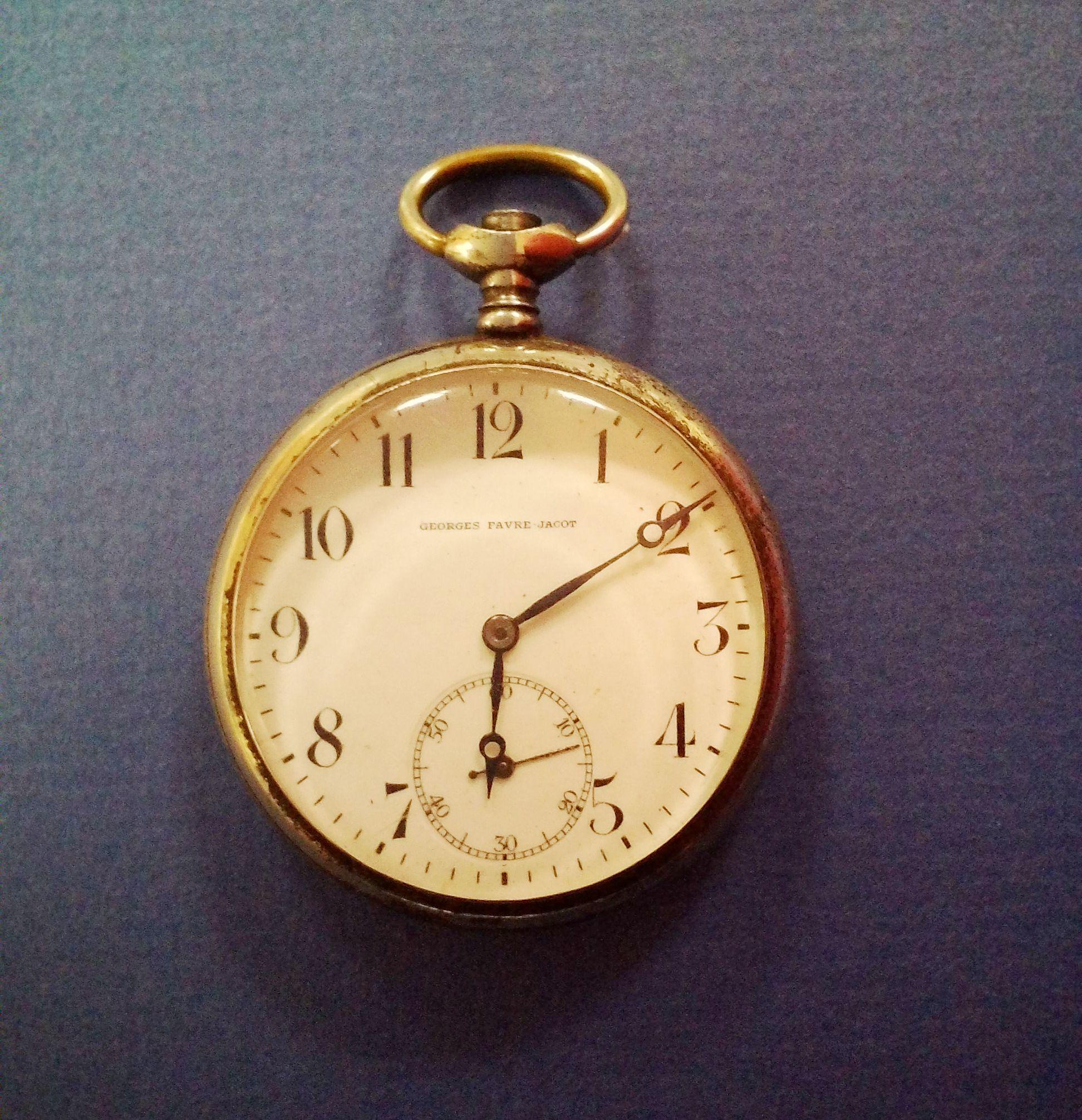 Favre jacot georges стоимость часы часы настенные скупка